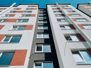 Apartament cu 3 camere 69.5 m2! str. vorniceni! chișinău! estate invest company! dat în exploatare!