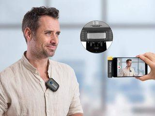 Microfon wireless sistem pentru Android Saramonic Blink 500 B6.  Livrare gratuita în toată Moldova