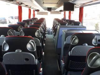 Autobus Chișinău Cehia Chișinău. Din și spre toate orașele cu biometric