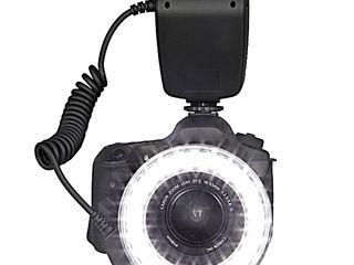 Светодиодная LED макро вспышка