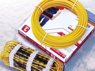 Электрический тёплый пол,podea calda electrica,разные размеры,комплектующие,гарантия,доставка.