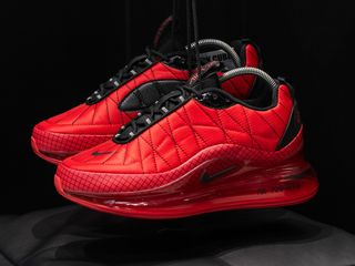 Nike Air Max 720-818 (98) Red Clear Sole