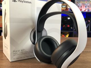 PS4 / PS5 Pulse 3d наушники (ps5 и ps4, пк-pc windows и macos)
