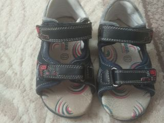 Sandale, piele naturala interior, mărimea 24