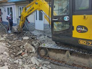 Excavator Hyundai Robex