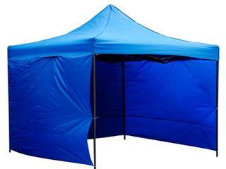 Палатка тент, навесы,  cort, tent, 3X3m, стальной каркас, с механизмом для быстрой установки!
