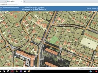 Vanzare teren pentru constructii in centrul orasului pe strada Stefan cel Mare 16