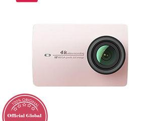 Новый originala Xiaomi Yi 4k action camera 2 retina screen Ambarella a9se75 sport cam