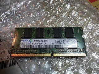SK Hynix DDR4-2133/2400-SAO-11, 1 платa по цене 1-8гб(dual-channel), 1100 lei