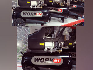 Compresor- worker 50 l