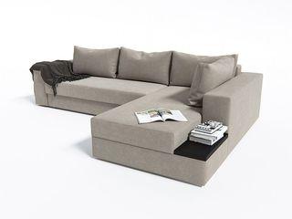"""Мягкий  угловой диван """"Corner book """""""