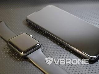 Iphone 11, 11 Pro,11Pro max Folia bronata din silicon