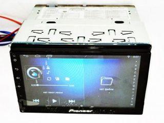 Super Pret!Automagnitole Pioneer 2-din Android 8.1Camera cadou!Garantie!
