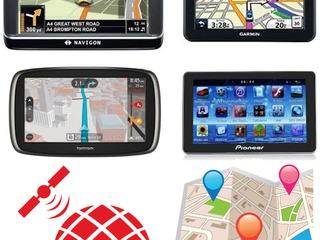 Обновление и установка карт. Actualizare Harti la toate aparatele GPS.