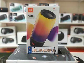 JBL Pulse 3 - сумасшедшая колонка со светошоу! +Подарок!