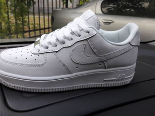 Nike air force white din piele (36 37-38- 39- 40 -41)