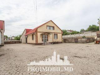 Vânzare complex comercial+ 28 ari de teren! Com. Ciorescu, str. Serghei Lazo!