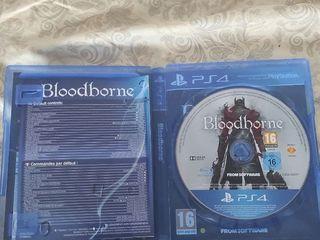 Диски Bloodborne, God of War 4 - 300 лей