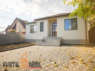 Casa moderna in stil american! Centru, design individual, partial mobilata, autonoma!
