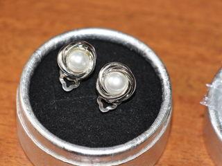 Cercei din argint 925