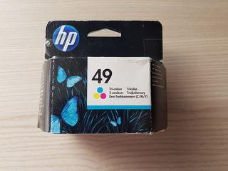 картриджи Hewlett-Packard новые в упаковке