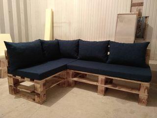 mobilier de gradina din paleti, la comanda orice dimensiune