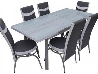 Set MG-Plus Kelebek 3080 (6 scaune) super preț,lichidare de stoc,în credit