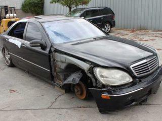 Razborka Mercedes S W220