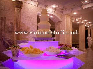 Havuz de ciocolata in arenda.Шоколадный фонтан аренда.