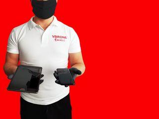 Vbrone livram protectie pentru telefon,tablet,ceas , laptop.