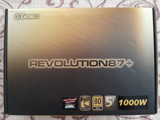 Enermax Revolution87+  Gold 1000W