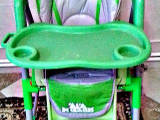 Стол-стул=775 лей детский регулируемый, съёмный стол