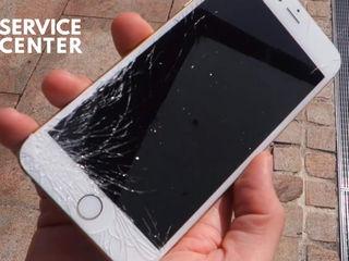 Iphone 6/6+  Sticla sparta - noi o inlocuim indata!