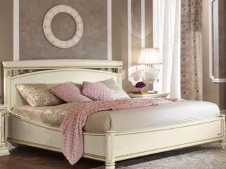 Dormitor italian nou din lemn natural