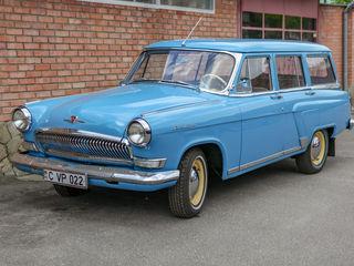 Продаётся Волга ГАЗ-22 фургон после полной реставрации