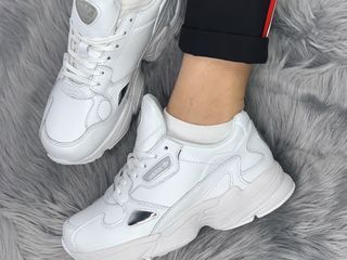Adidas Falcon white женские