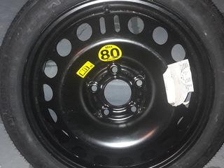 5x110x16.... Roata de rezerva Opel