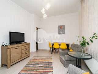 Casă 3 camere separate, 80 mp, reparație euro/mobilat, Alexei Șciusev 750 €