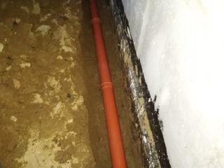 Efectuam lucrari de montare a sistemului de apa si canalizare.