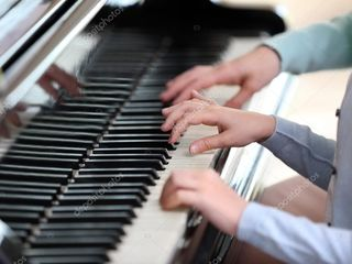 Lectii de teoria muzicii si solfegio. Accordeon, pian