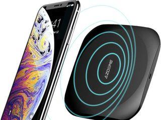 Беспроводная зарядка Wireless новая.