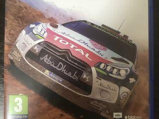 WRC pentru PS 4