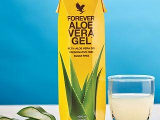 Țineți sănătatea în formă cu Aloe Vera Gel.