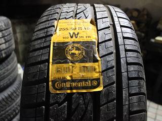 Новые летние шины Continental 255/50 R19