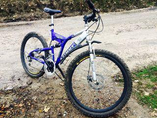 Горный велосипед 21spd.