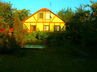 Se vinde - vilă în trei nivele   rîșcova     30 km.  intre păduri - peresecena