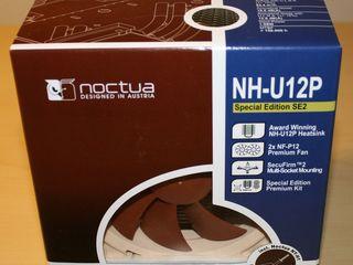 Cooler Noctua NH-U12P SE2 nou in cutie