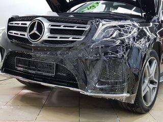 Антигравийное покрытие автомобиля 3D (3М) карбон G-style