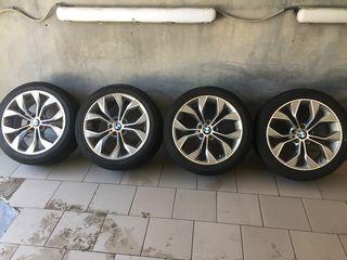 DISKI R19 BMW 7 X3 X4 ORIGINALE RAZNASHIROKIE !!!