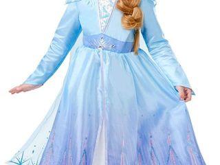 Elsa  Frozen Disney Rochie  5-6 ani si 7-8 ani